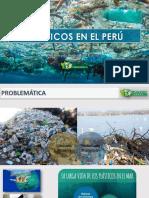Plásticos en El Perú