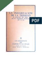 La_inhabitacion_de_la_trinidad Iraburu Xxxxxx