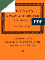 Seneca - Octavia (Cambridge, 2003)