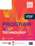 VivaTech 2019 B2B Program