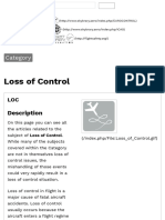 Category:Loss of Control - SKYbrary Aviation Safety
