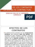 (4) CIVIL VII - EFECTOS DE LOS CONTRATOS.ppt