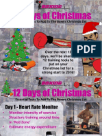12 Days of Boxing Science Christmas