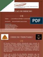 Derecho Tributario Exposicion