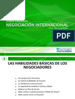 4.2 Resumen Negociación Internacional