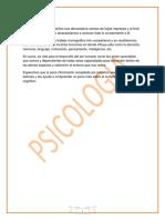 Trabajo de Procesos Cognitivos Finalizado Revisar