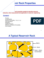 Reservoir Rock Properties