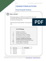 Reading Ac Fitness Activities Download