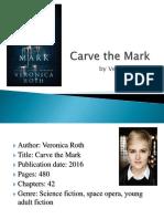 Oceanofpdf.com Carve the Mark - Veronica Roth