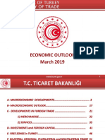 economic outlook - march