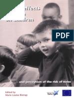 Health Effects Noise Children
