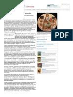 Autopsia Prematura de La Filosofía - ÁNCORA - Nacion.com