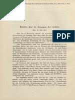 Warburg Eine Astronomische Himmelsdarstellung 1911