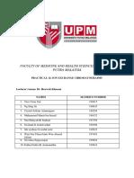 Lab Report Biochem