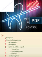 Modified Plaque Control