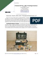 EMC Troubleshooting Kit