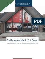 Brochure Zuidpromenade 4 b