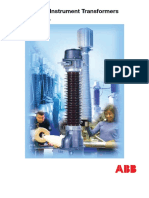 ABB - Outdoor Instrument Transformers Buyers Guide