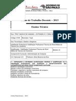 ETEC Comércio - Módulo 3