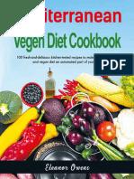 Eleanor Owens - Mediterranean Vegan Diet Cookbook (2019)