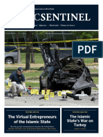 CTC-Sentinel the Threat to the United States From the Islamic State's Virtual Entrepreneurs