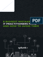 8 Mistakes It Personnel Make and How to Avoid It