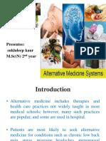 alternative system of medicine.pptx