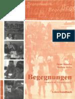Begegnungen A2 Lehrerhandbuch Opt(1)