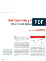 Ractopamina