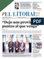 El Litoral Mañana 09/06/2019