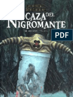 (La Horda Del Diablo 01) La Caz - Antonio Martin Morales