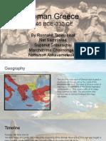 roman greece 1008