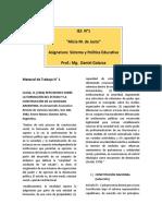 Sistema y Política Educativa - Material de Actividades N 1 (1)