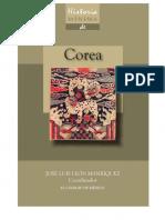 Manriquez José León. Historia minima de Corea..pdf