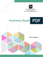 Insolvency-Vol I Issue IV