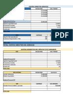 Plantilla Limpia Taller Costos y Presupuestos