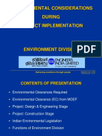 Projects Environment