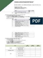 List of Documents NBA Pfiles