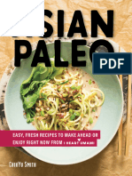 ChihYu Smith - Asian Paleo_ Easy, Fresh Recipes to Make Ahead or Enjoy Right Now From I Heart Umami (2019, Countryman Press)