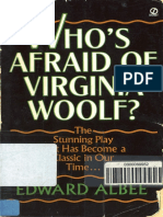 ALBEE, Edward. Whos Afraid of Virginia Woolf-1