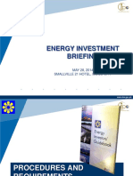 4 Presentation on Procedures for Energy Projects