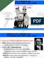 Ax Hist Periodo Militar Brasil