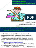 Seu14productiveandnon Productivebehavior 180130151847 (1)