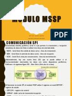 Comunicación SPI I2C