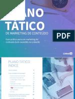 Plano Taticode Marketing DeConteudo Ptbr