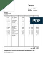 Arbell - Factura 10001 Ema