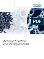 Activated Carbon and Its Application E 2012