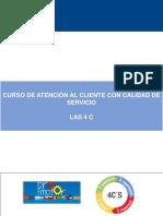Curso de Atención Al Cliente Con Calidad de Servicio - 4c