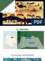 Caso Santo Domingo Diap