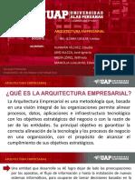 Arquitectura-Empresarial